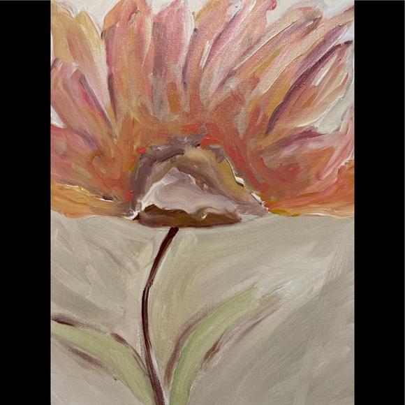 Sherbet Flower